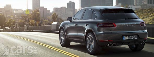 Porsche Macan S Diesel heading for the USA  Cars UK