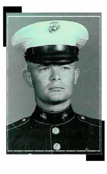 Virtual Vietnam Veterans Wall of Faces | GORDON G WHITE | MARINE CORPS