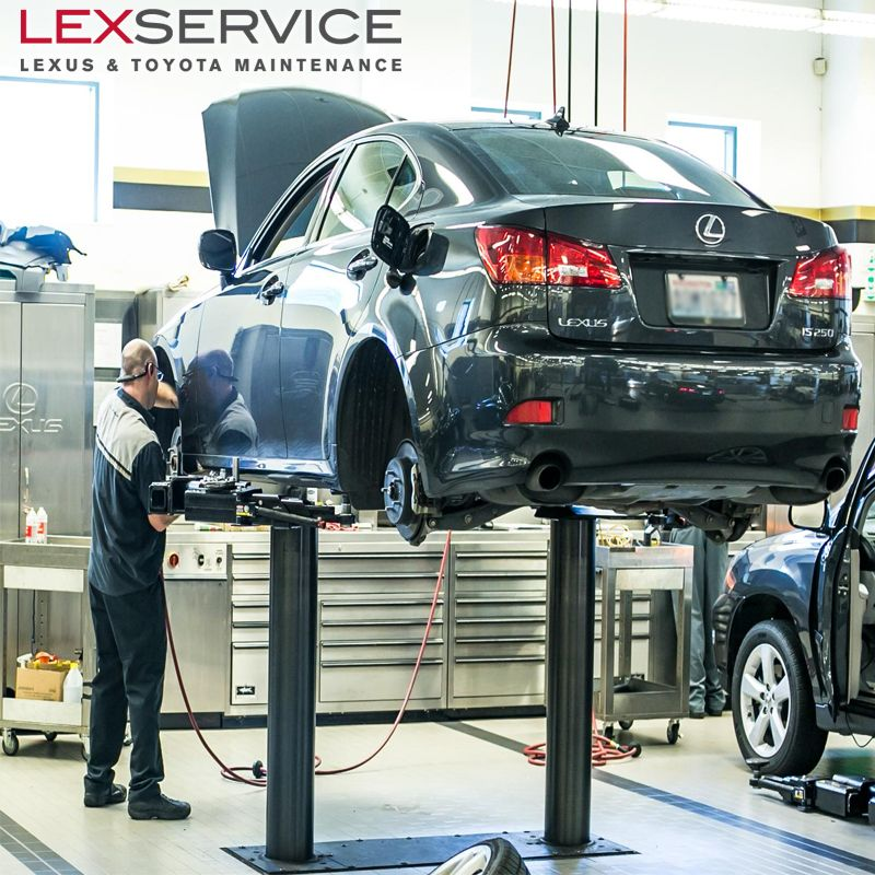 Lexus And Nissan Auto Maintenance South Bay
