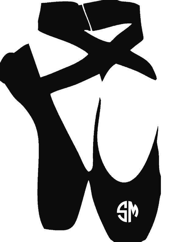 14+ Ballet slippers clipart free info