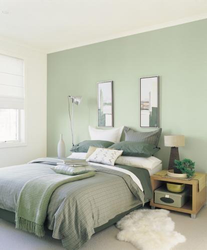 Dulux Zestaw Bedroom In A Box: Dulux Bedroom: Noveau Nights By Dulux Australia