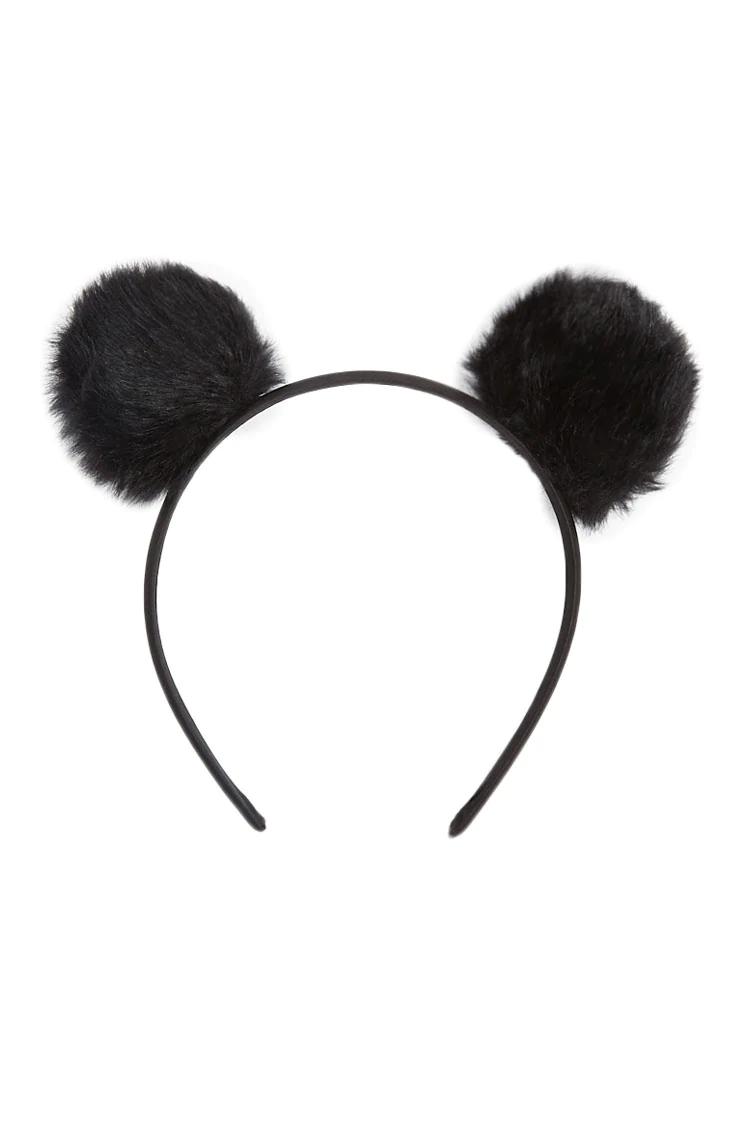 Faux Fur Cat Ear Headband Forever 21 Cat Ears Headband Hair Accessories Headbands Ear Headbands