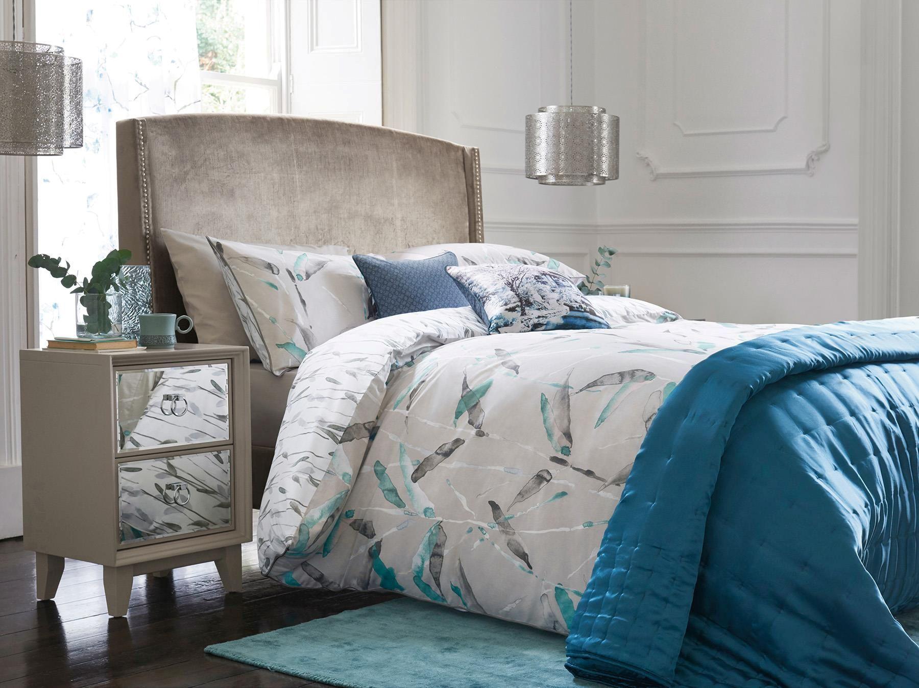 Next Furniture Bedroom Buy Mink Osbourne Bedside Table From The Next Uk Online Shop