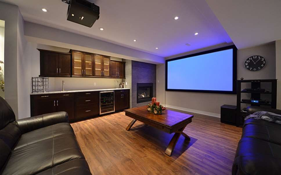 48 Basement Home Theater Design Ideas Awesome Picture Awesome Basement Home Theater Design Ideas Property