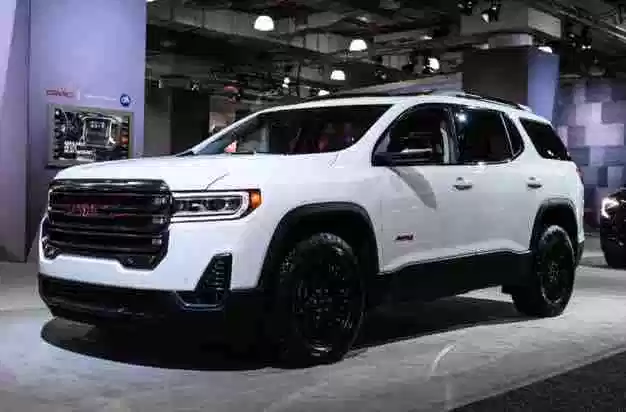 2020 Gmc Acadia Denali Changes