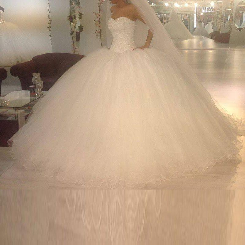10 Big Poofy Wedding Dresses Ideas In 2020 Puffy Wedding Dresses Ball Gowns Wedding Ball Gown Wedding Dress