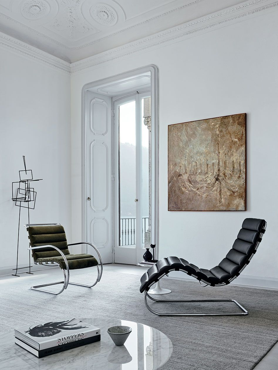 Bauhaus Icons Mr Collection Bauhaus Interior Bauhaus Furniture Interior Design