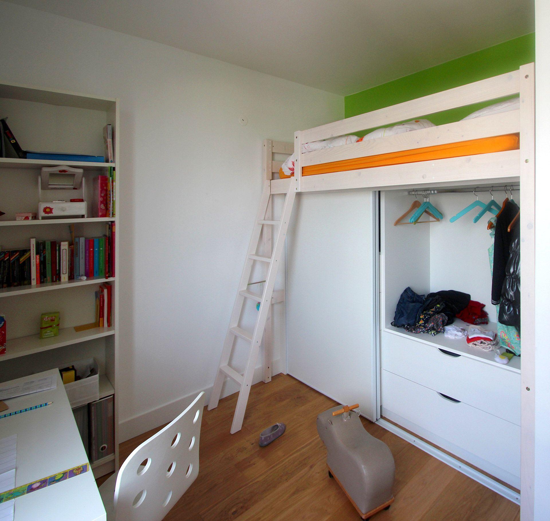 lit enfant mezzanine agence avous Bricolage Pinterest