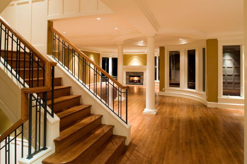 Casas Con Escaleras Interiores. Best Fotos Escaleras De Madera ...