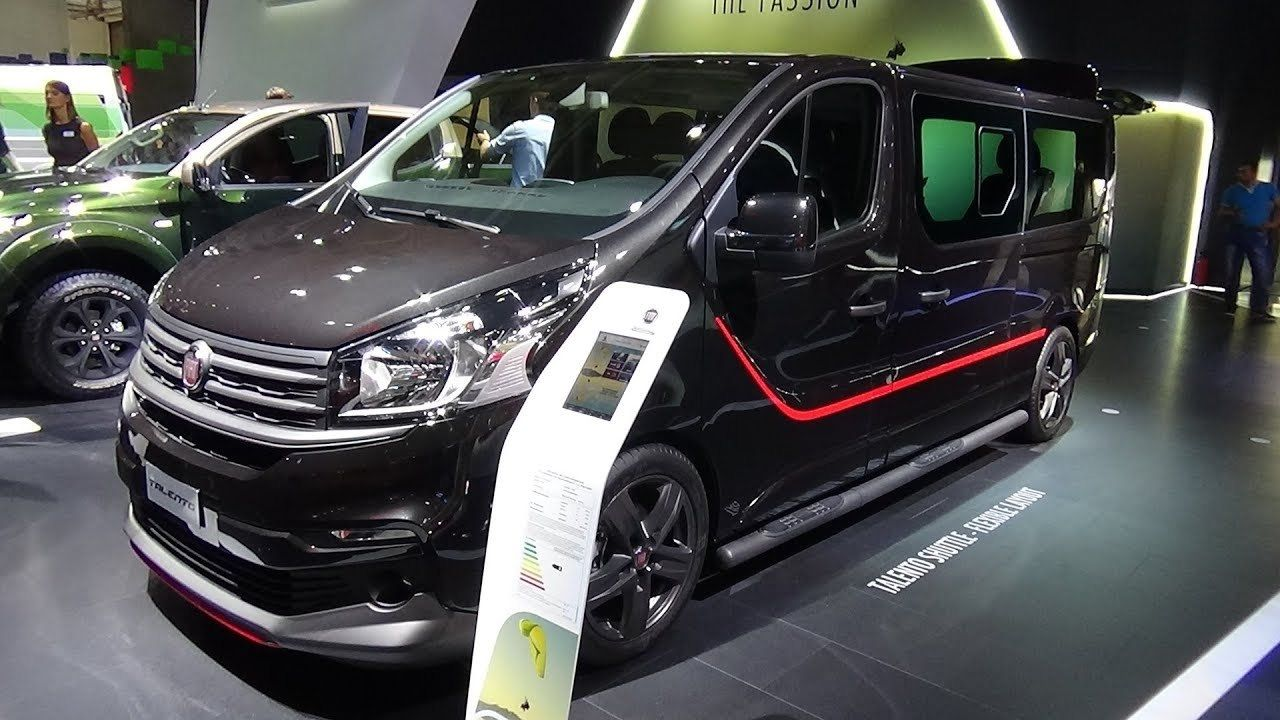 2020 Fiat Talento Interior cars, Sports sedan