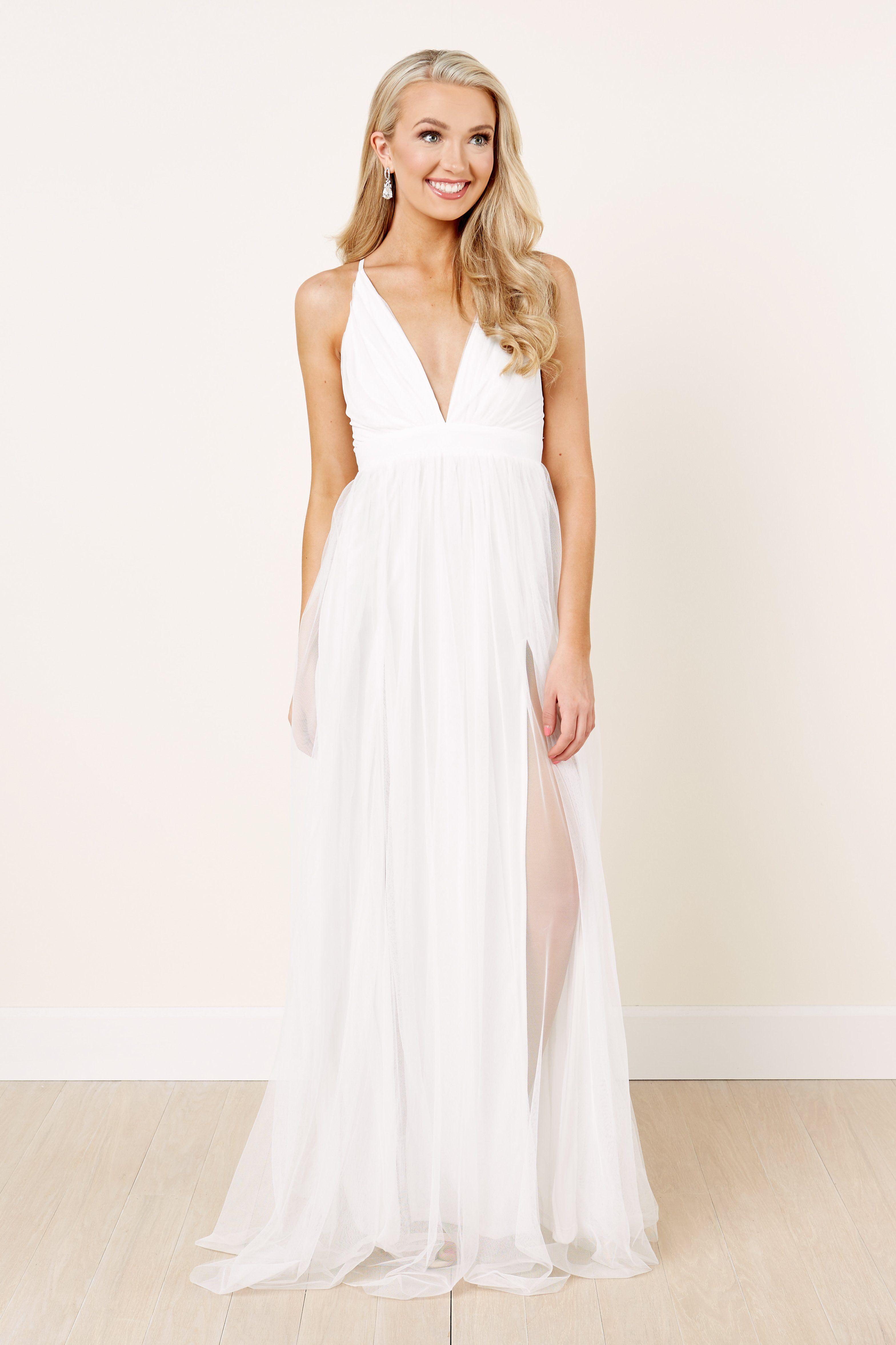 White Maxi Boutique