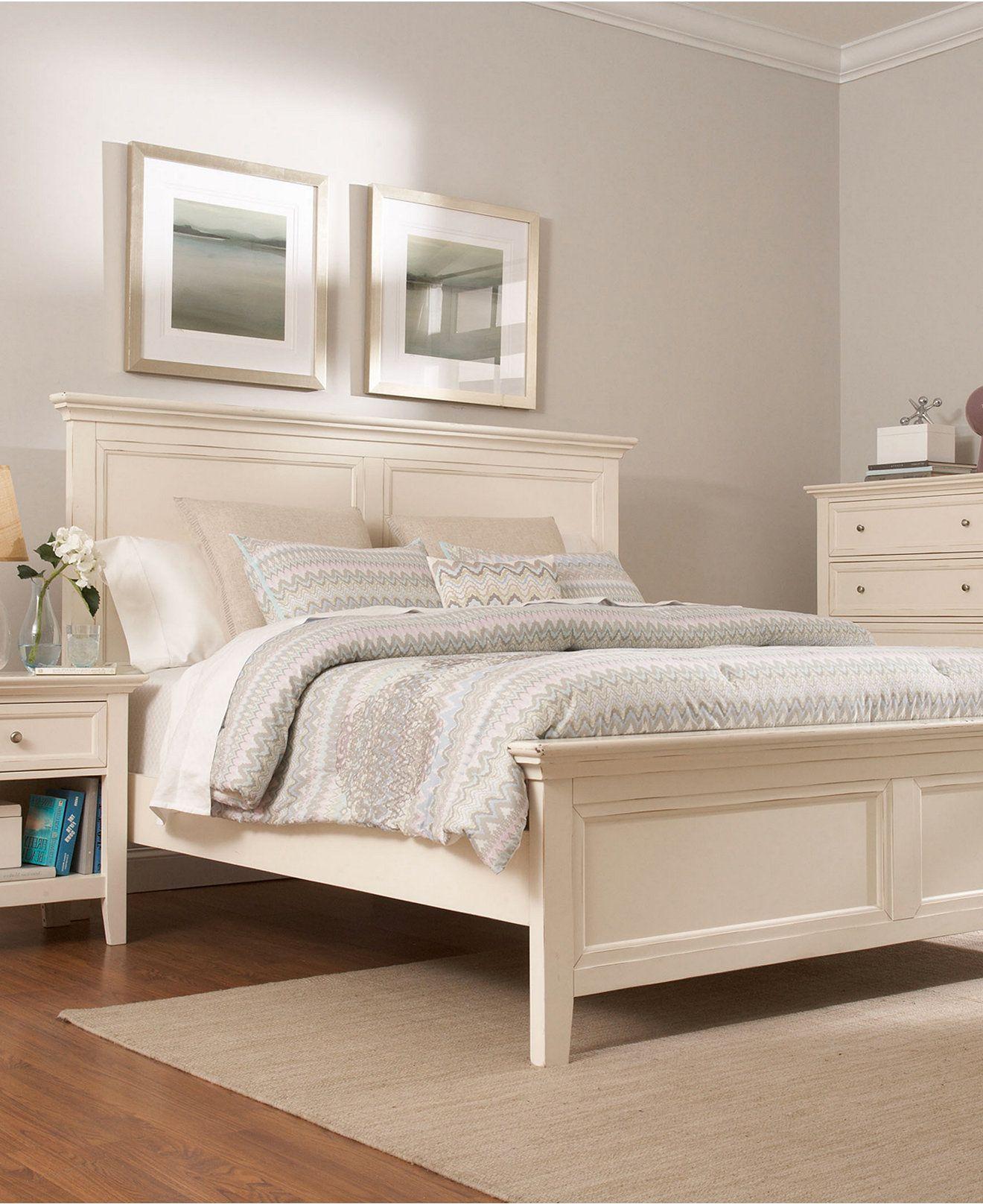 Avondale Platform Bedroom Furniture Collection   Bed ...