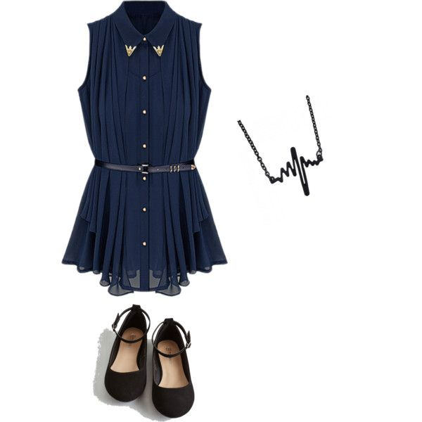 3rd Date? by penguins-lily on Polyvore featuring polyvore ファッション style