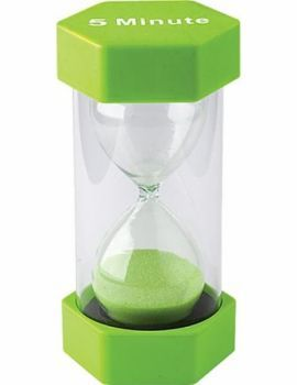 large sand timer 5 minutes teacher resources pinterest sand