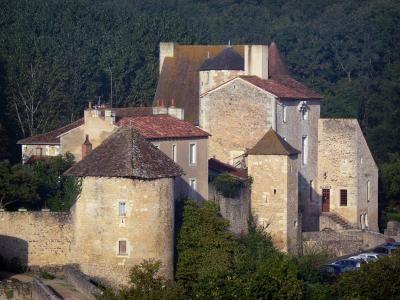 Abbaye Saint-Junien de Nouaillé-Maupertuis. Poitou-Charentes
