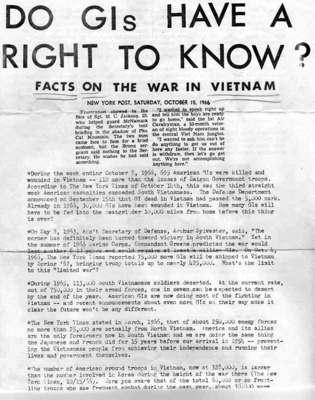 Vietnam war essay topics