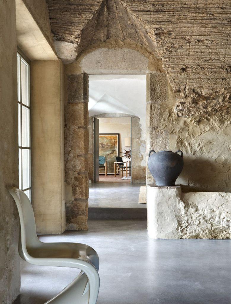 Ampurdán house serge castella modern rustic rustic elegance rustic charm beautiful interiors