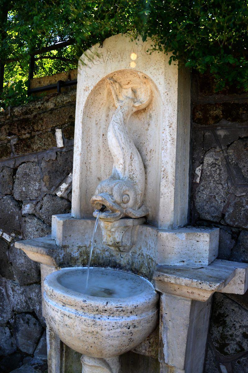 Acquedotto Acqua Marcia.It Fontanella Dell Acqua Marcia Cioè Acqua Proveniente