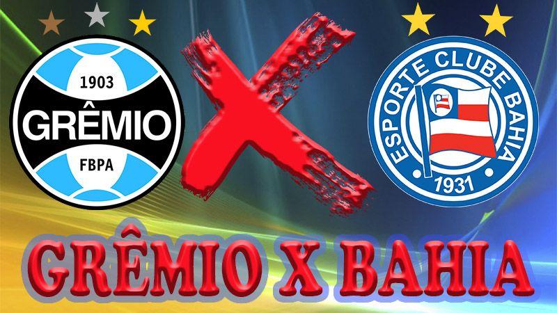 O Futebol Ao Vivo Deste Sabado 1 Contara Com A Partida Entre Bahia X Gremio No Jogo Valido Pela 7ª Rodada Do Campeonato B Futebol Ao Vivo Futebol Jogo Bahia
