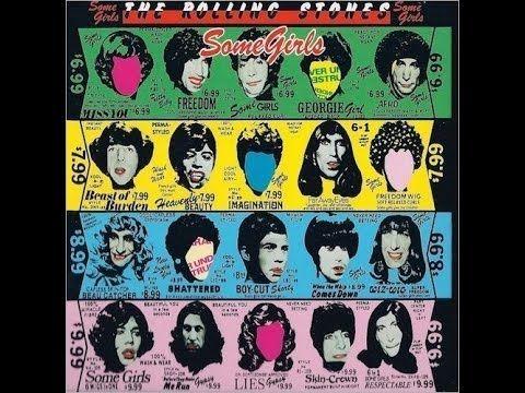 ▶ Rolling Stones, full album,Some Girls - YouTube