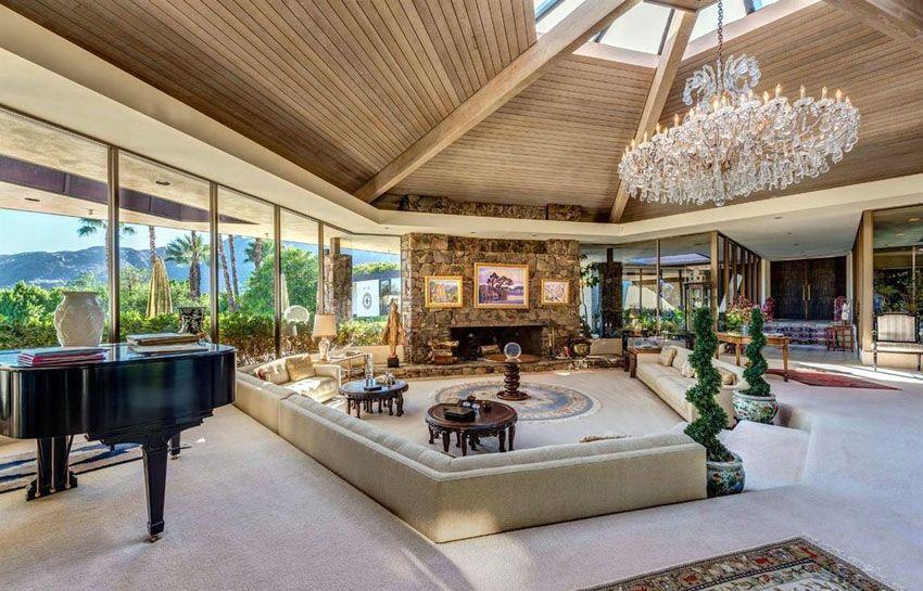 39 Gorgeous Sunken Living Room Ideas | Sunken living room ...