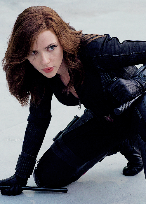 Civil War - Black Widow/Natasha Romanoff