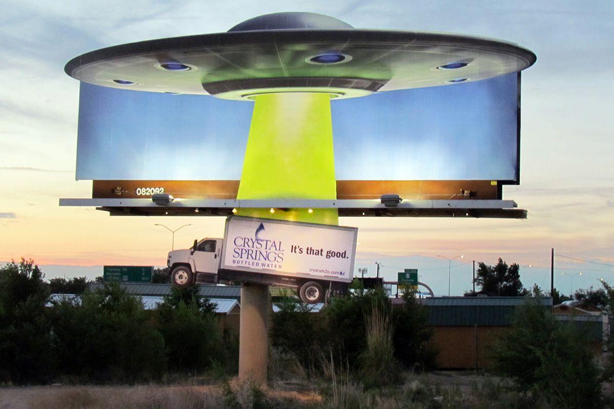 Real estate billboard design samples - Bulletin Billboard Advertising Display Information And Examples
