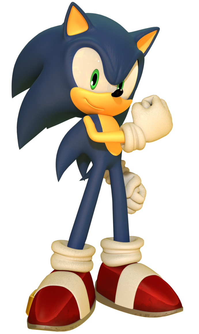 Another Sonic Forces Render By Jaysonjeanchannel Deviantart Com On Deviantart Sonic Sonic The Hedgehog Sonic Dash