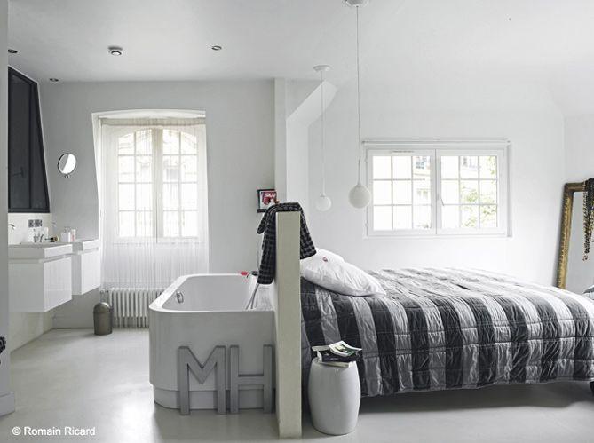 30 Jolies Suites Parentales Elle Decoration Idee Deco Chambre