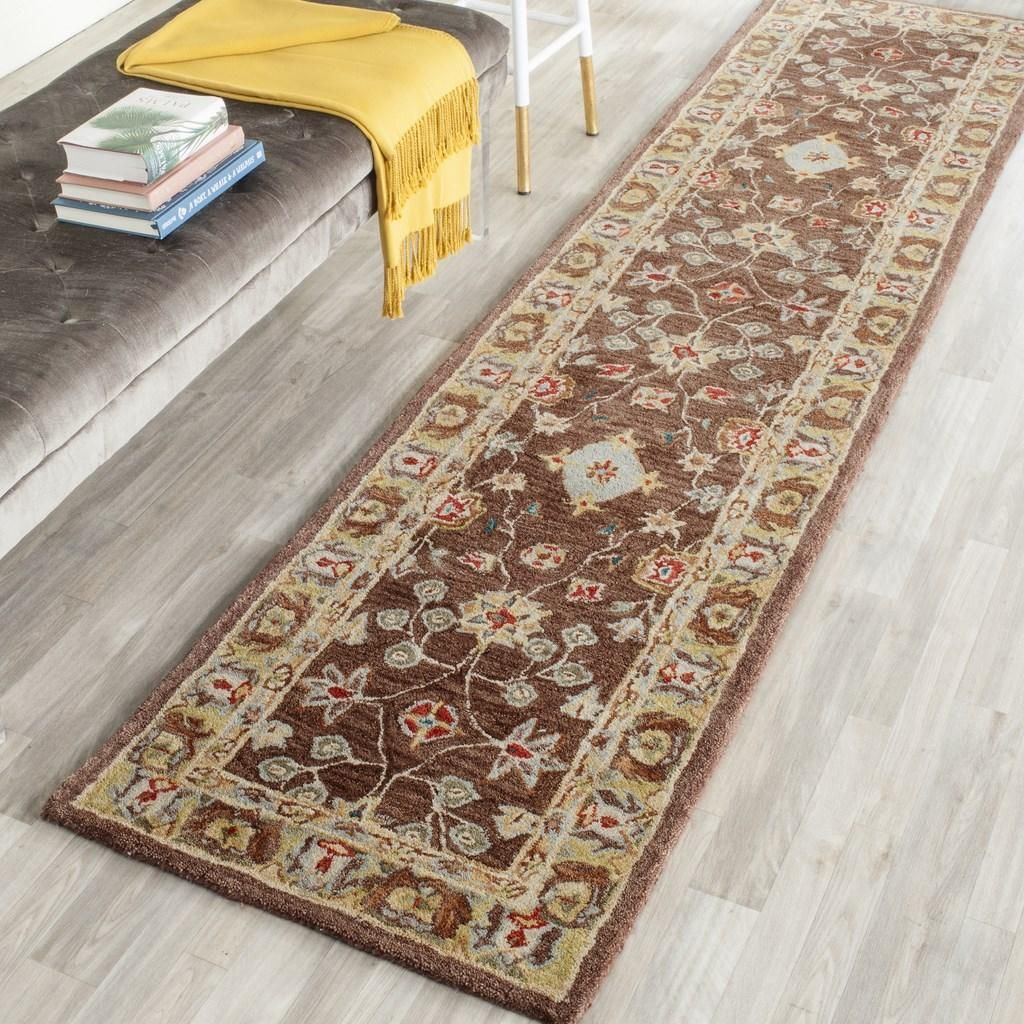 An562a Rug From Anatolia Collection Brings Old World Sophistication And Quality In New