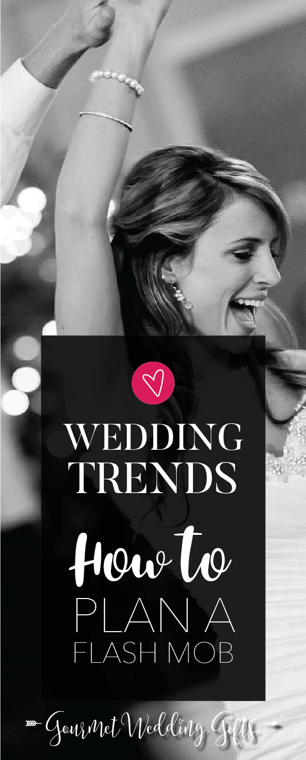 How To Plan A Wedding Reception Flash Mob Wedding Flash Mobs