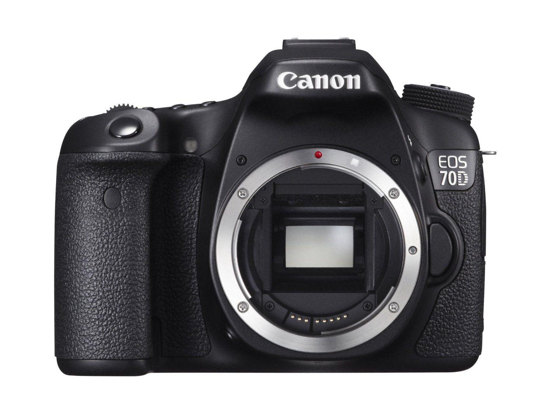 Amazon Com Canon Eos 70d Digital Slr Camera Body Only Camera Photo Digital Slr Camera Digital Slr Canon Digital Camera