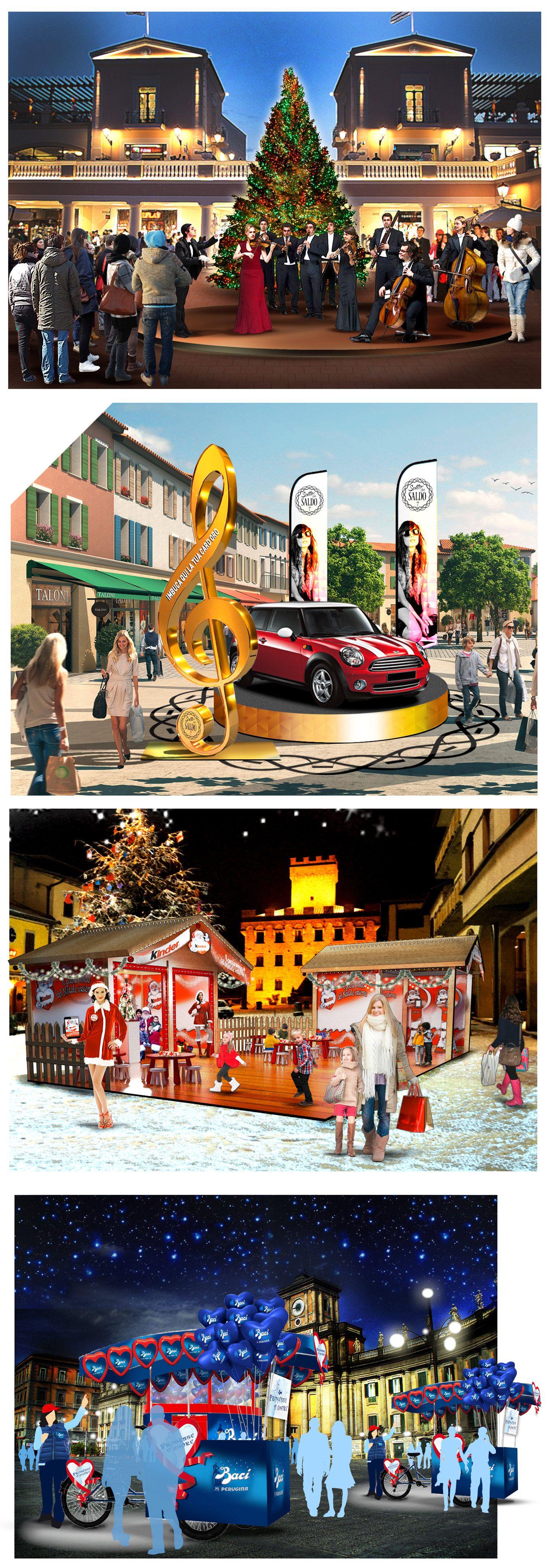 various holiday visuals