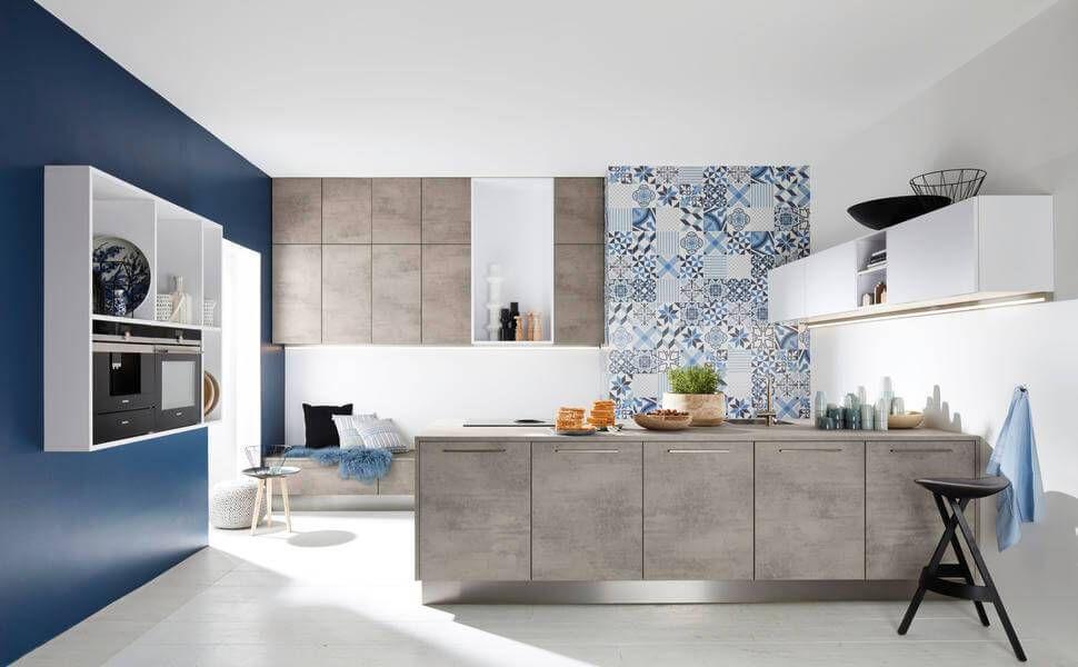 Nolte Fronten Vergleich 2018 Alle Materialien, Farben, Oberflächen - Nolte Küchen Fronten Farben