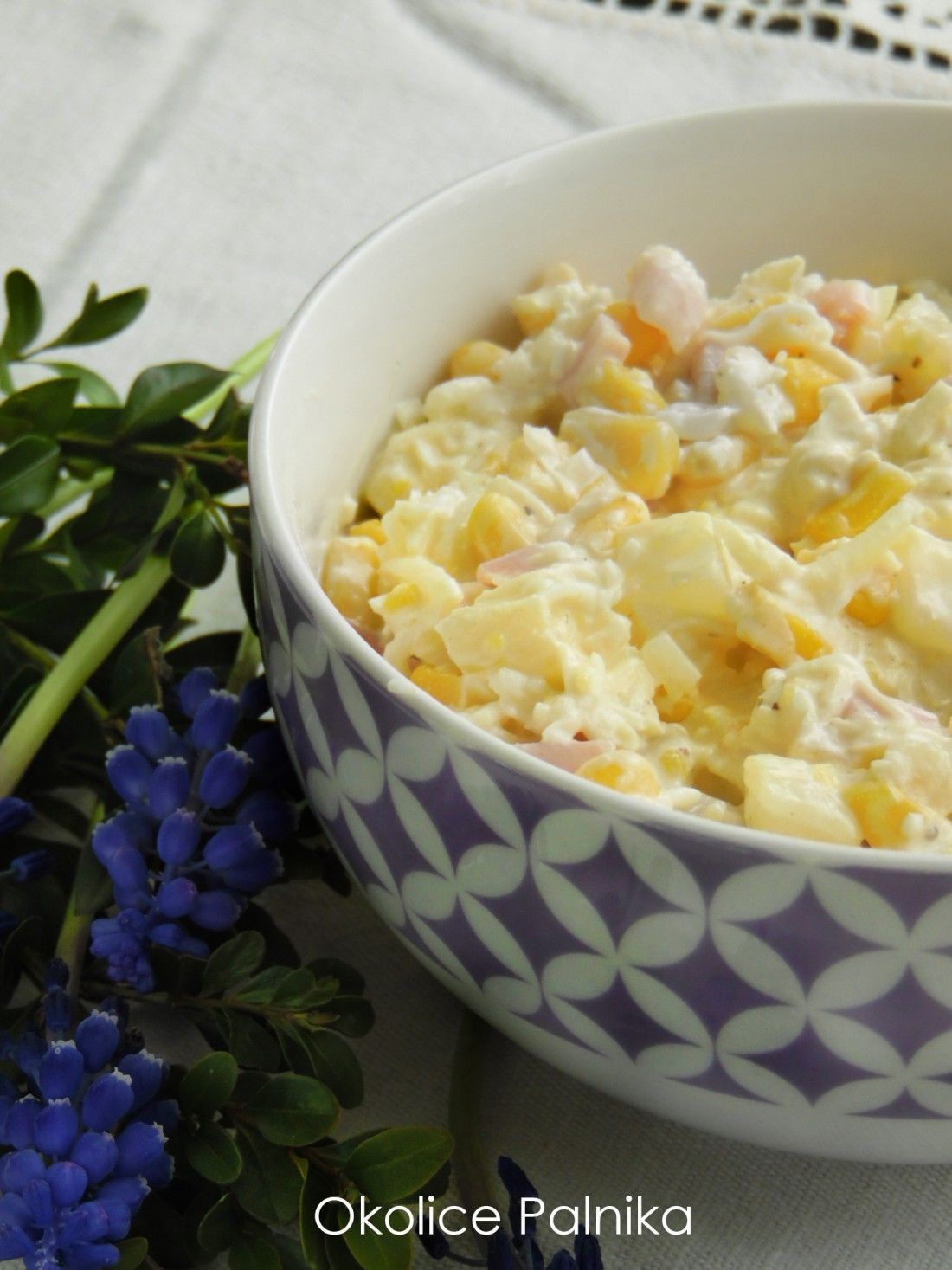 Salatka Z Selera Konserwowego I Ananasa Przepis Na Salatke Z Selera