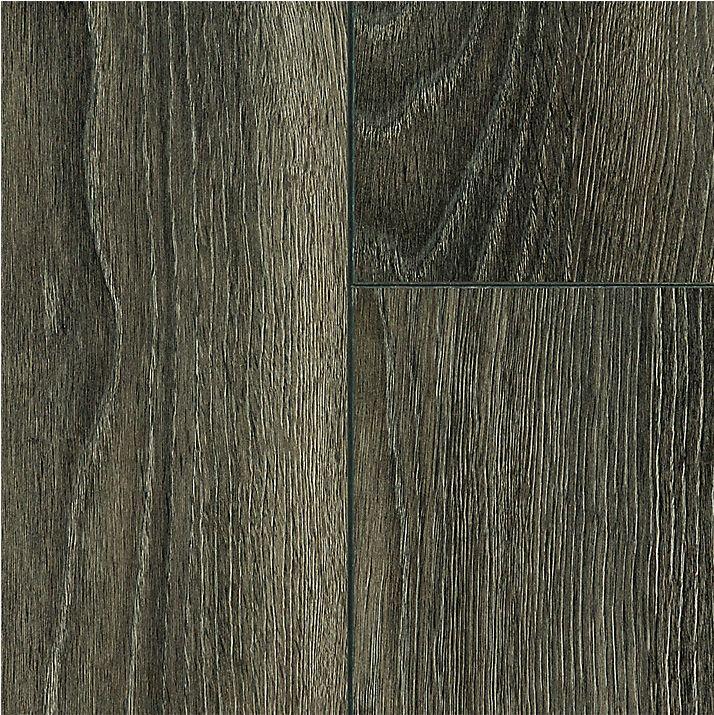 Wirebrushed Carbon Oak Laminate Floors Laminate Grey