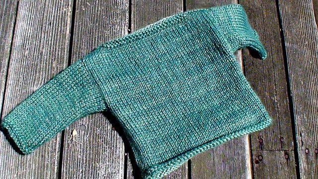 Ravelry: Boat Neck Sweater pattern by Debbie Bliss | Boat ...