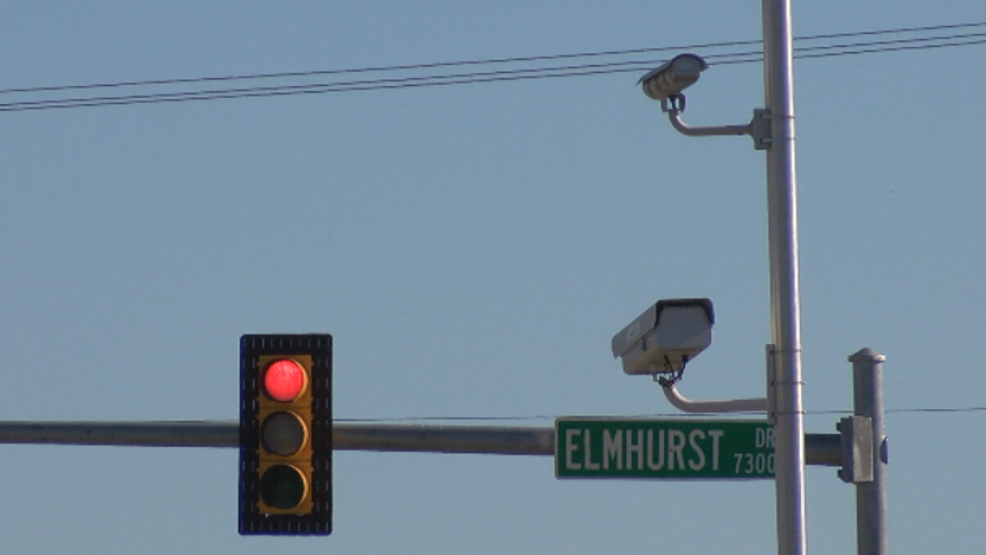 Many Amarillo drivers have gotten a pricey red light camera