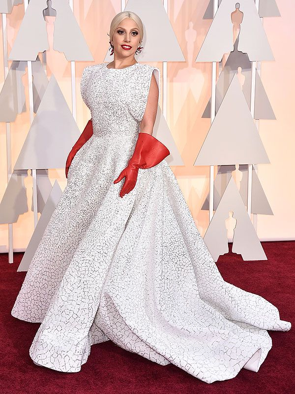 Lady Gaga Dresses 2015