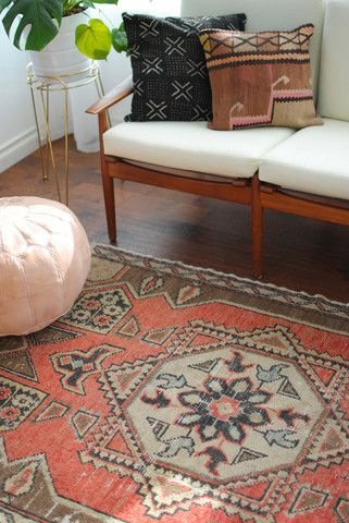 Shop Rug Weaves Collection Of Vintage Turkish Rugs Moroccan Kilim Berber Pillows Floor And More This Spring