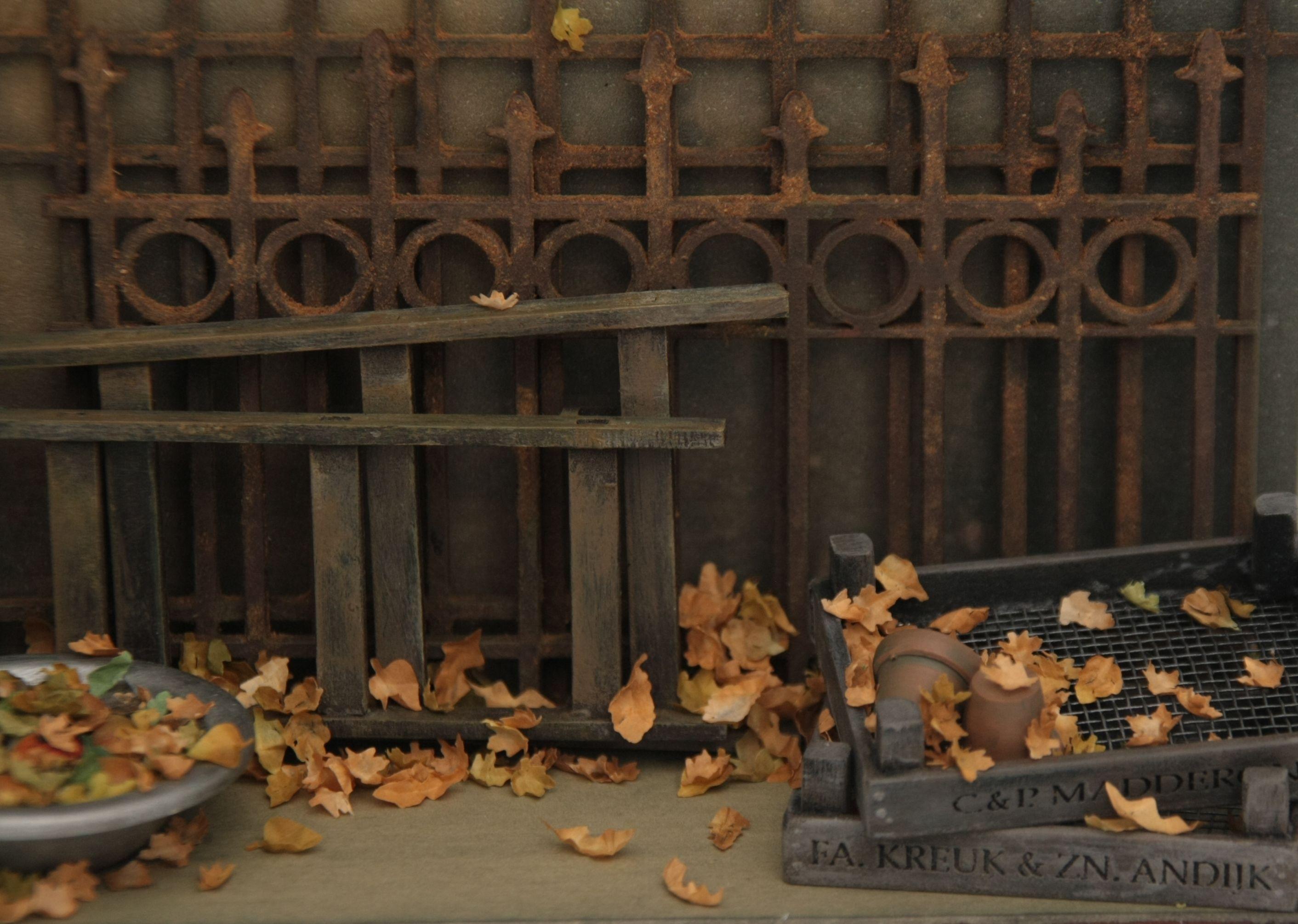 Autumn Scene New Kits Artofmini.com