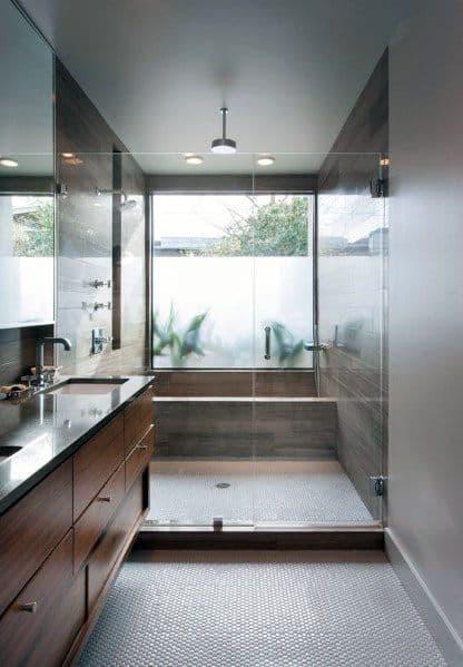Top 70 Best Shower Window Ideas Bathroom Natural Light Window In Shower Bathroom Layout Japanese Bathroom