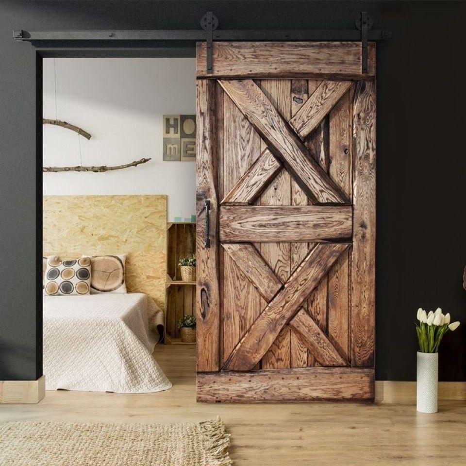 Antique Sliding Barn Door Oak Old Wooden Doors Loftmarkt Old Wooden Doors Wood Doors Interior Wooden Sliding Doors