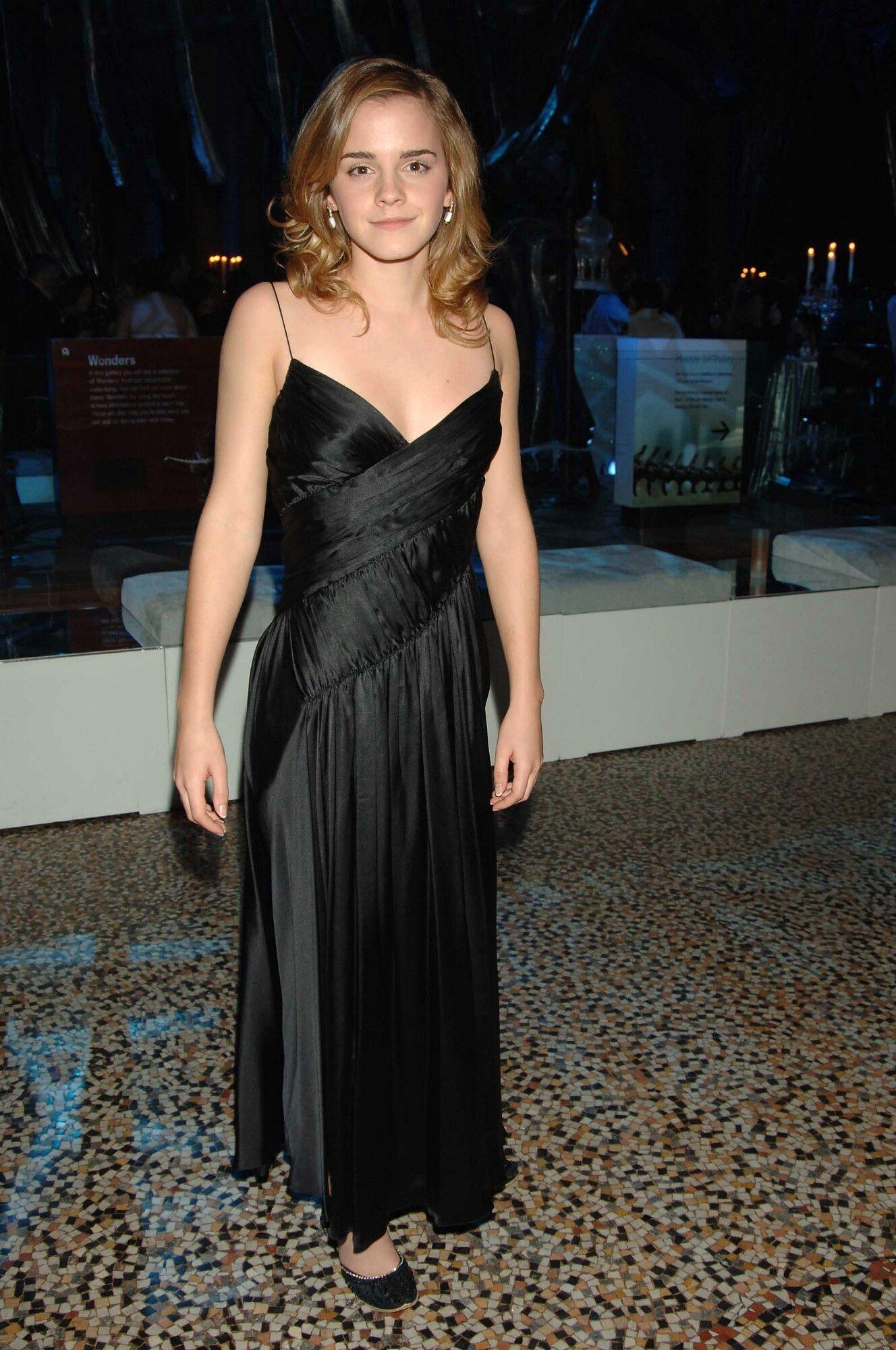 Harry Potter And The Goblet Of Fire Uk Premiere After Party Emmawatson Emma Watson Style Emma Watson Premiere
