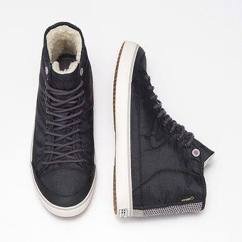 70 Skymra Mid Sl Vinter Gtx W Waterproof Womens Black Winter Boots Tretorn Shoes Shoes