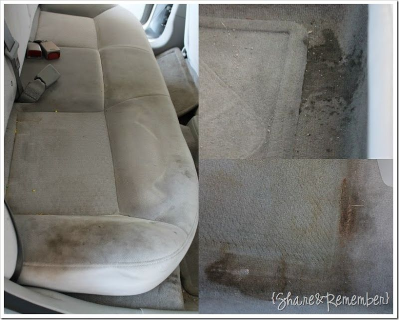 sponsored Cleaning car upholstery, Car stain remover
