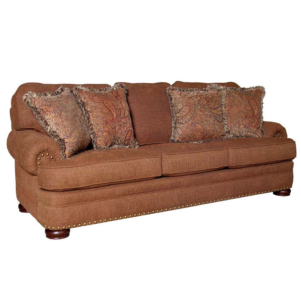 3620 Traditional Sofa By Mayo Sofa We Both Like; In The