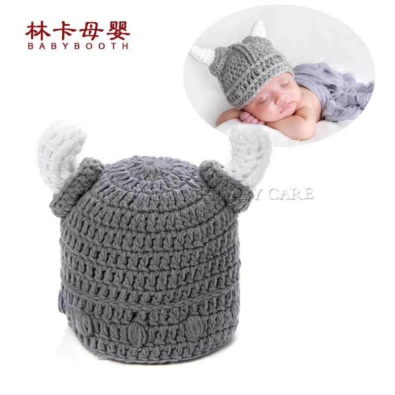 >> Click to Buy << Cute Newborn Crochet Hat Baby Boy Girl Cap Baby Hat For Infant Newborn Photography Prop Costumn  #Affiliate