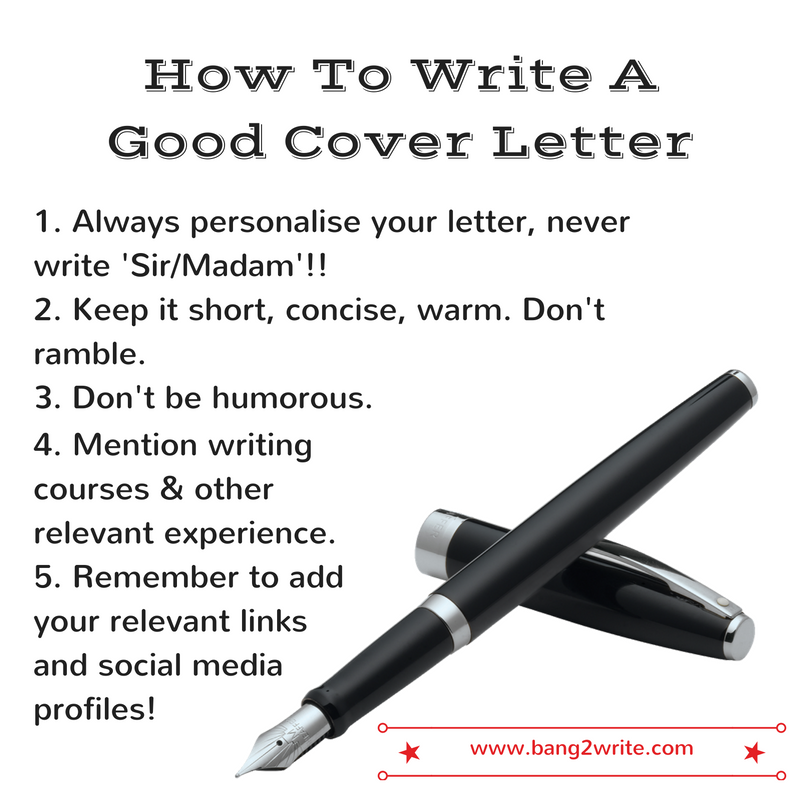 How To Write A Great Cover Letter How To Write A Great Cover Letter That Gets Results  Media 411 .
