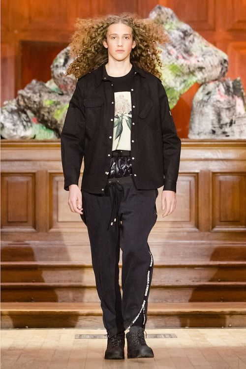 Andrea Crews. Alter FW17. Culture Collection.  menswear mnswr mens style mens fashion fashion style andrewcrews runway